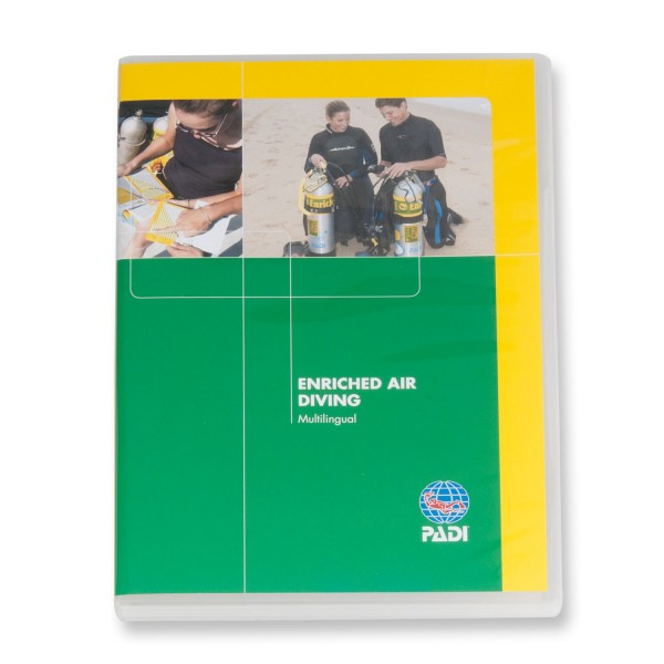 Padi DVD Nitroxtauchen (D)