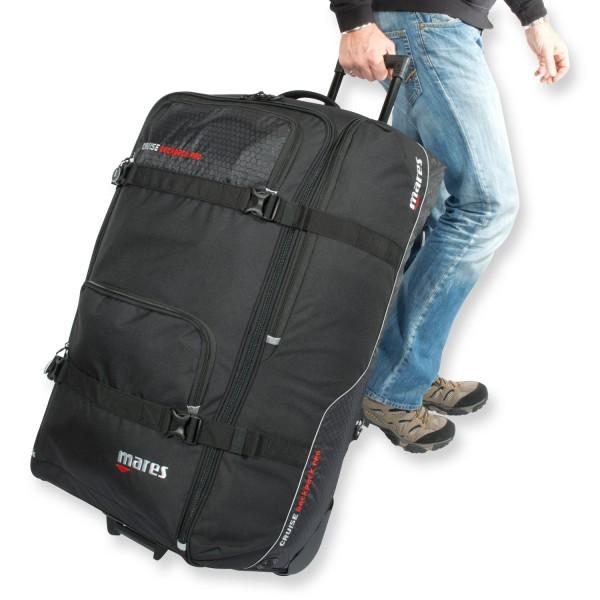 Grosser Rollenrucksack Cruise Backpack Pro
