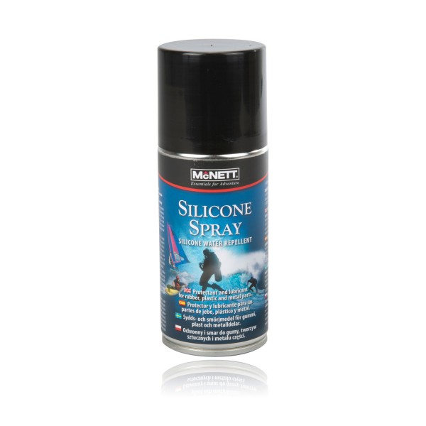 Silikon Spray McNett - 150 ml FCKW-frei