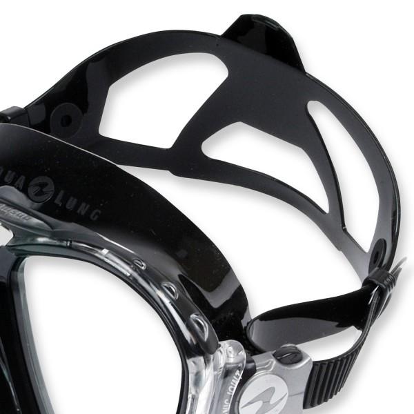 Maskenband Aqualung schwarz für alle neuen Modelle ab 2007