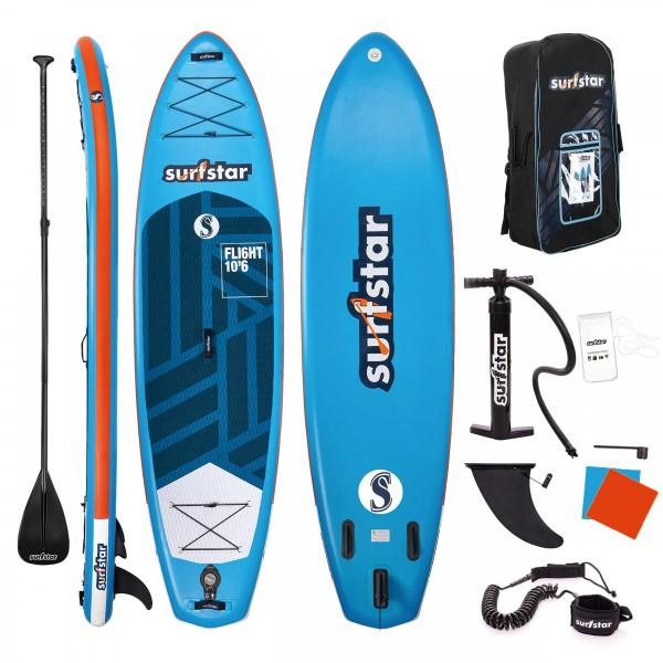 Surfstar SUP 10´6 - komplettes Sparset