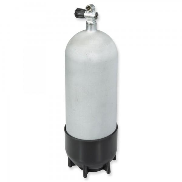 Polaris Steel Beast - Hot Dipped - 15 Liter Stahlflasche mit Monoventil - 232 bar Version