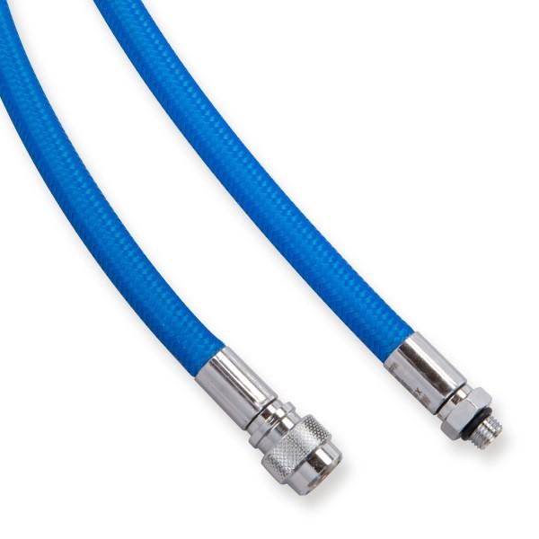 Miflex Inflatorschlauch - blau - 51 bis 90 cm