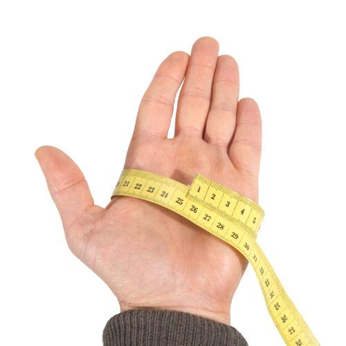 handflaeche