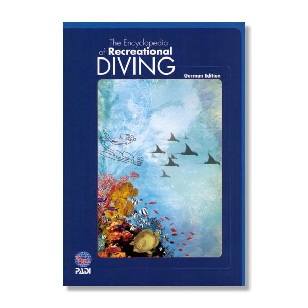 PADI Encyklopedia of Recreational Diving, english