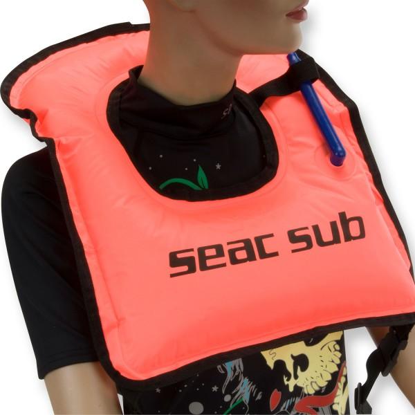 Seac Schnorchelweste - für Ihre Sicherheit beim Schnorcheln