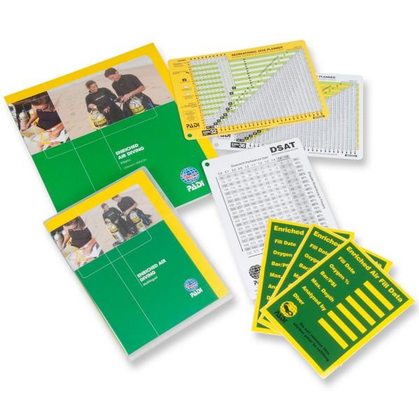 Padi DVD-Kit EAN (Nitrox-Tauchen) (D)