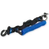 Scubapro Spiralkabel XL mit Schlüsselring und Schlaufe
