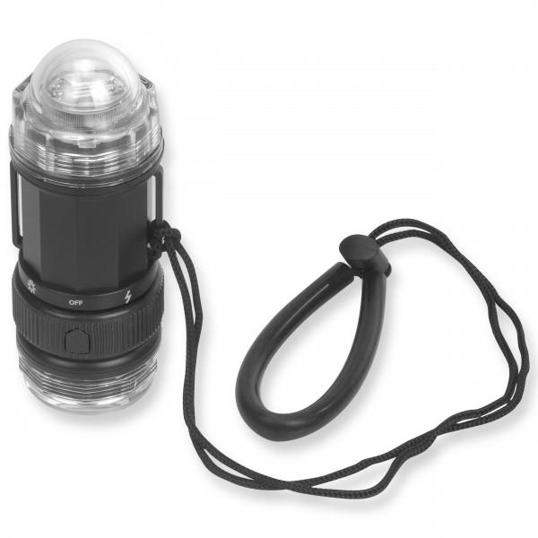 Aqualung Signalblinker mit LED Lampe