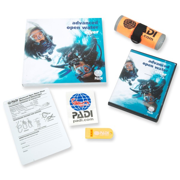Padi Crewpak 2 Aventures in Diving Ultimate (D) mit DVD