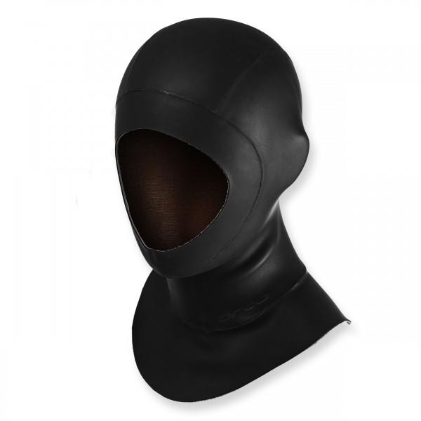 Orca Kopfhaube für Schwimmer - schwarz