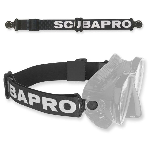 Scubapro Komfort Maskenband - sehr bequem