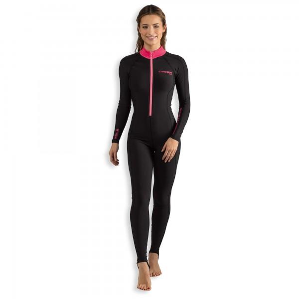 Cressi Skin Overall - leichter Lycra Anzug für Damen