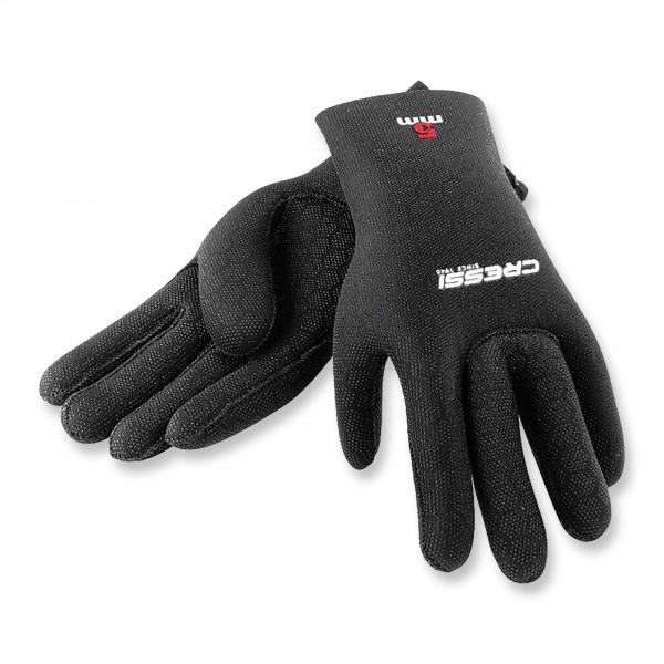 Cressi High Stretch 5 Handschuh mit perfekter Passform - 5mm Neopren