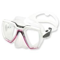 Seac Tauch- und Schnorchelmaske Hero - ultra clear Silikon