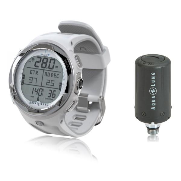 Aqualung i450T Tauchcomputer im Uhrenformat mit Sender