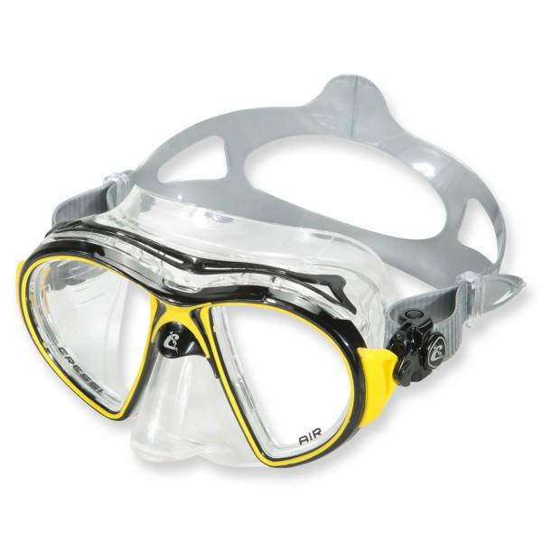 Cressi Air Crystal Tauch- und Schnorchelmaske