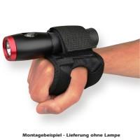 Lampenhalter für Handgelenk von Sealife - bis 5 cm Durchmesser