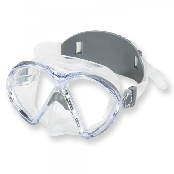 Scubapro Tauchmaske Vibe 2 - aus liquid Silikkon, ice blue