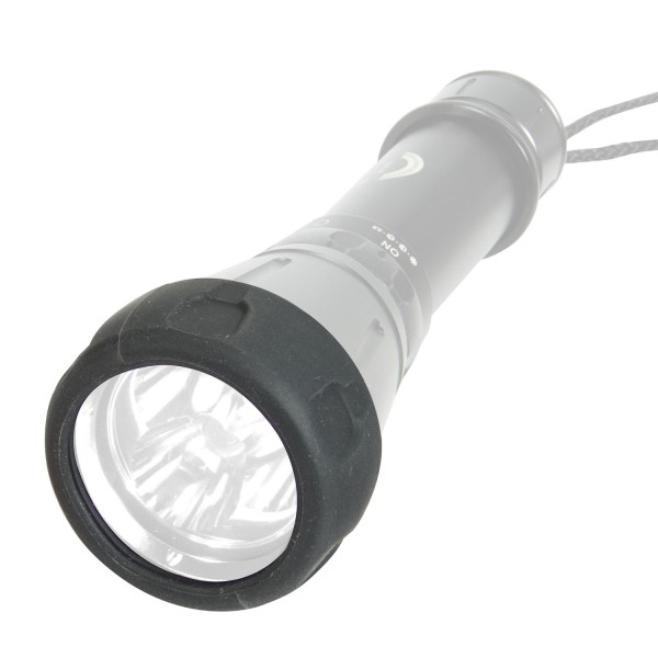 Silikon-Schutzhülle für Tauchlampe Spider T-3000