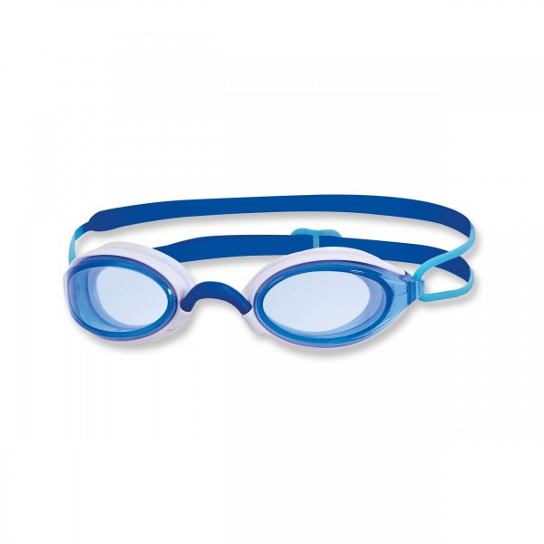 Zoggs Schwimmbrille Fusion AIR - navy blue tint - getöntes Glas