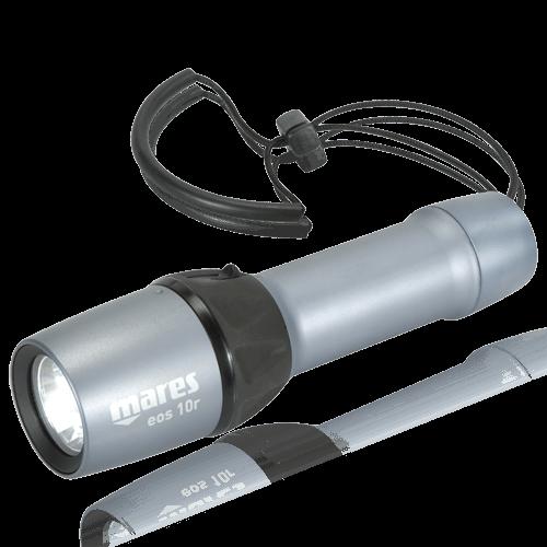 Mares LED-Lampe EOS 10R inkl. Ladegerät - 1100 Lumen