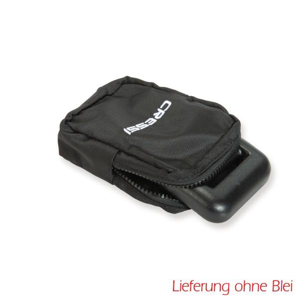Universelle Trimm-Bleitasche (Zusatzbleitasche) für Jackets