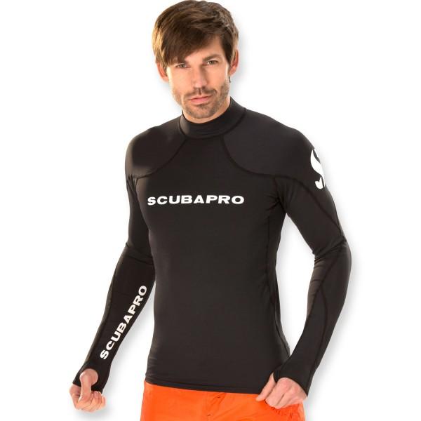 Scubapro T-Flex Lycra Shirt Herren - Langarm UPF 80