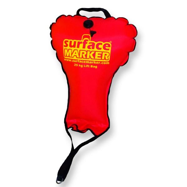 Surface Marker Hebesack 25 kg mit Ventil