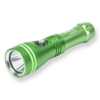 Riff TL Maxi Tauchlampe - 1200 Lumen grün
