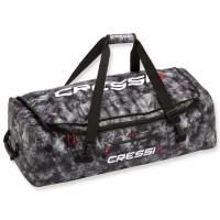 Cressi Gorilla Pro Camou - großes Dry Bag passend auch für Freitauchflossen