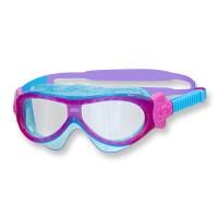 Zoggs Schwimmbrille Phantom Kids purple blue clear - 3 bis 6 Jahre