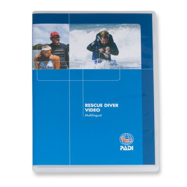 Padi DVD-Rescue Diver (D)
