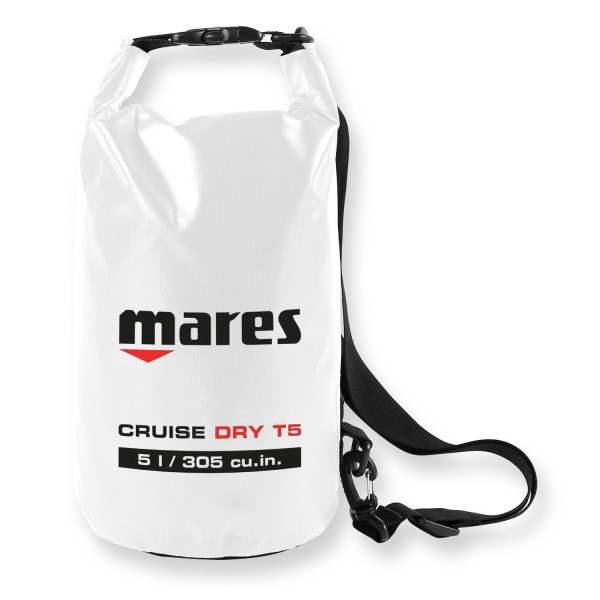 Cruise Dry Bag T5, Mares 5 Liter Volumen