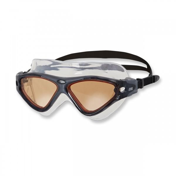 Zoggs Schwimmbrille Tri-Vision Black Black CV