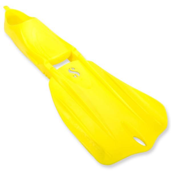 Seawing Nova FF - bester Vorschub von Scubapro - gelb