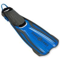 Aqualung Schnorchelflosse Amika - in der Größe verstellbar - blau