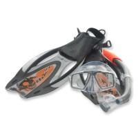 Verstellbares Aqualung Schnorchelset Proflex Pro ADJ