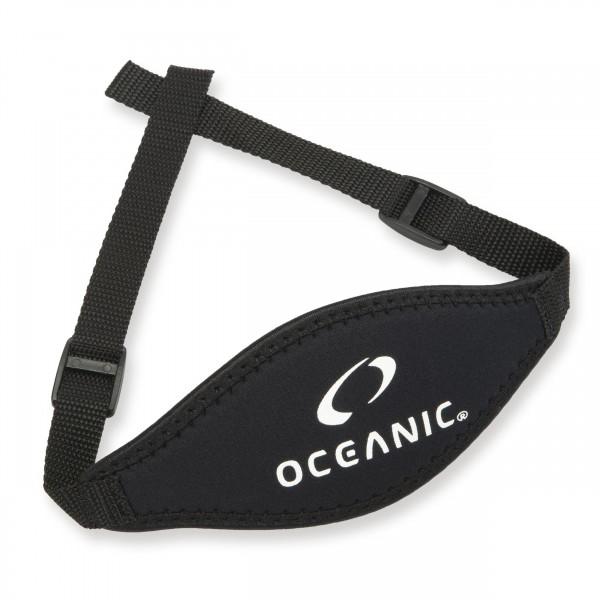Oceanic Comfort Maskenband - schwarz
