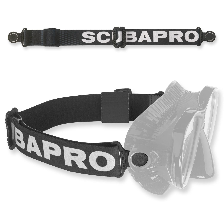 SCUBAPRO Komfort Maskenband mit Schnorchelhalter