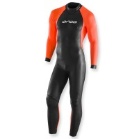 ORCA Freiwasser-Schwimmanzug Core High Vis - Herren, Triathlon
