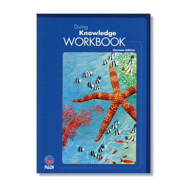 PADI Diving Knowledge Workbook, english