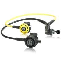 Scubapro MK 25 EVO G260 Black Tech Basic Sparset - geprüft und montiert