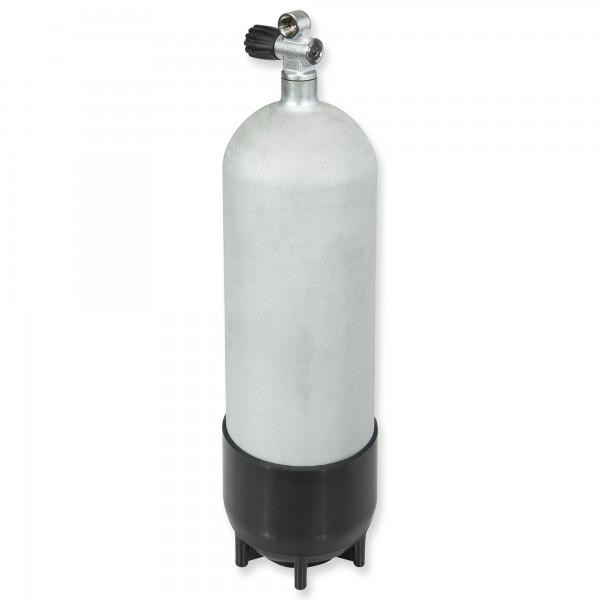 Polaris Steel Beast - Hot Dipped - 10 Liter Stahlflasche mit Mono Ventil