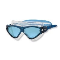Zoggs Schwimmbrille Tri-Vision Navy Blue Tint