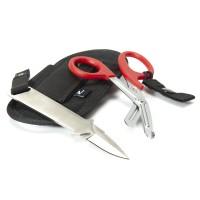Zeagle Taucher-Rescue-Kit - mit Schere und Messer