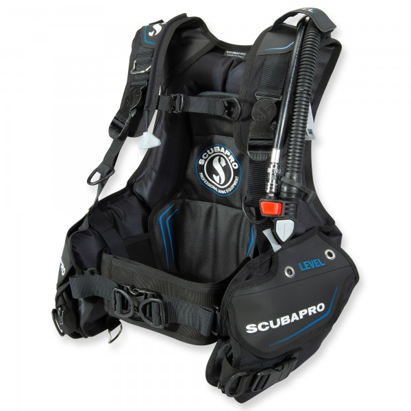 Scubapro Tarierjacket Level - bleiintegriert