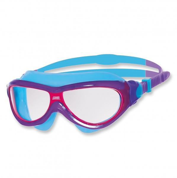 Zoggs Schwimmbrille Phantom jun. purple blue clear - 6 bis 14 Jahre
