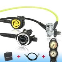 Seac DX 200 ICE de luxe Sparset - geprüft und montiert