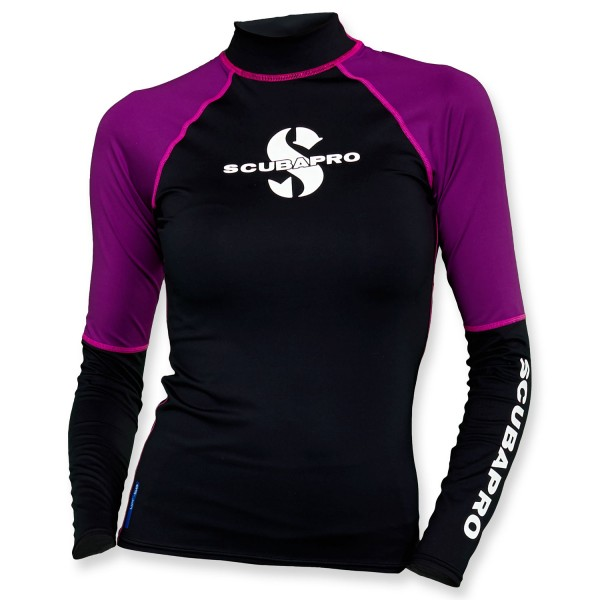 Scubapro Rash Guard Jewel - Damen langarm UPF 50